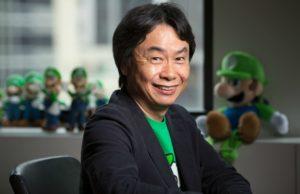Shigeru Miyamoto NX