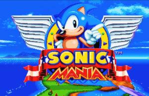 Sonic Mania Sonic 25