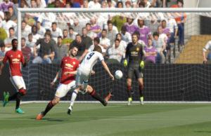 FIFA 17 DEMO Kick Off 1-0 RMA V MUN, 1st Half