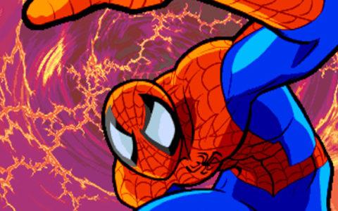 Marvel vs. Capcom Spider-Man