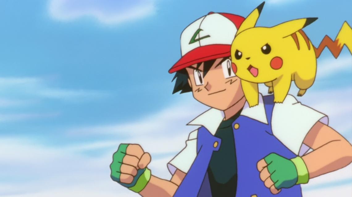 Películas animadas de Pokémon