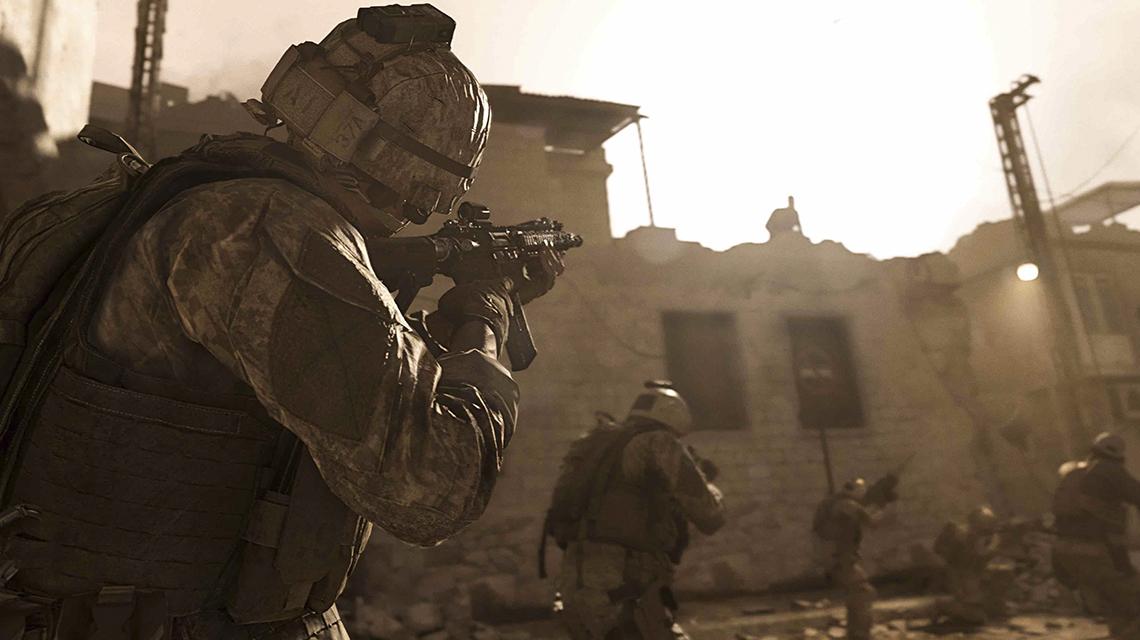 Crossplay de CoD: Modern Warfare