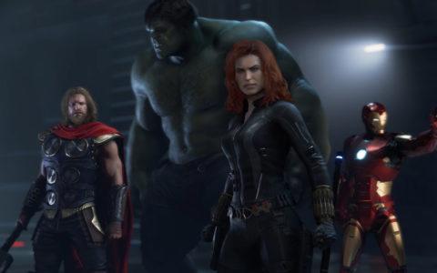 Marvel's Avengers no incluirá opciones en línea