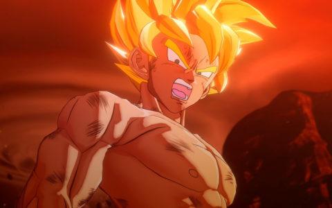 Dragon Ball Z: Kakarot incluirá historias inéditas