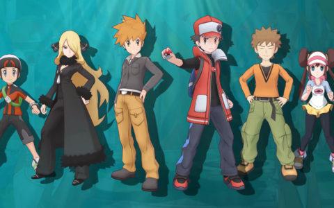 Pokémon Masters llegará este verano