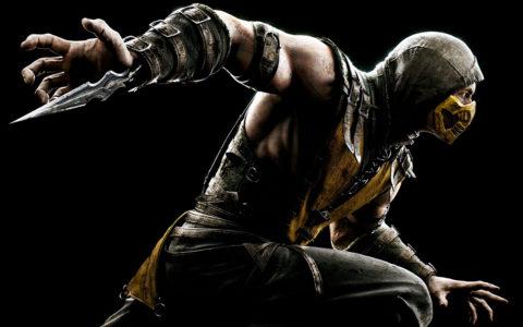 Casting de Mortal Kombat
