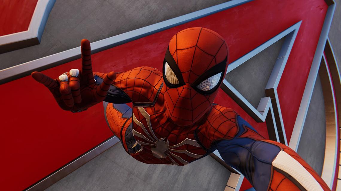 videojuegos que se parecen a SpiderMan
